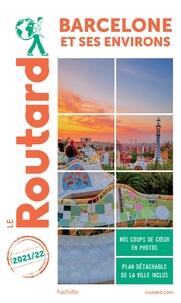 Le Routard - Barcelone et ses environs. 1 Plan détachable