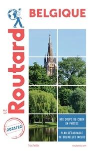 Le Routard - Belgique. 1 Plan détachable