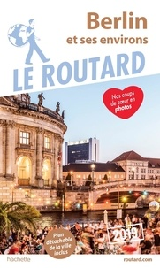 Le Routard - Berlin et ses environs. 1 Plan détachable