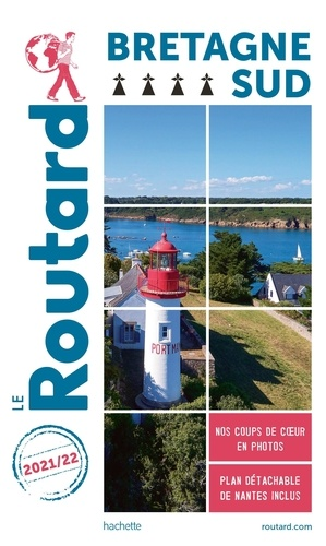 Bretagne Sud  Edition 2021-2022 -  avec 1 Plan détachable