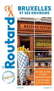 Le Routard - Bruxelles. 1 Plan détachable