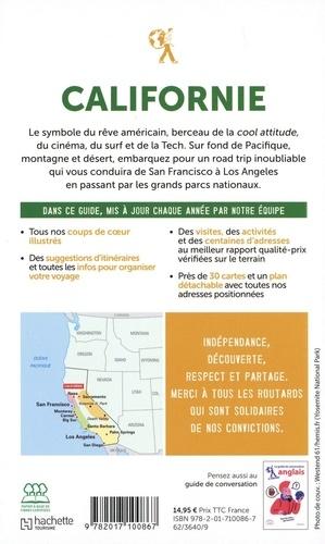 Californie  Edition 2020 -  avec 1 Plan détachable