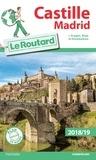 Le Routard - Castille, Madrid - + Aragon, Rioja et Estrémadure. 1 Plan détachable