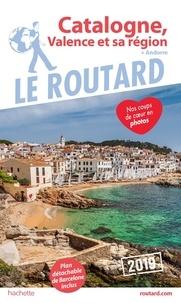 Téléchargez des livres gratuitement sur ipod touch Catalogne, Valence et sa région  - + Andorre 9782017067146 PDB PDF par Le Routard