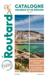 Le Routard - Catalogne, Valence et sa région - + Andorre. 1 Plan détachable