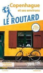 Le Routard - Copenhague. 1 Plan détachable