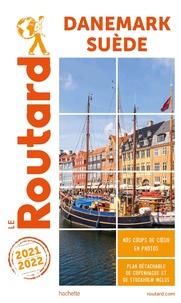 Le Routard - Danemark, Suède. 1 Plan détachable