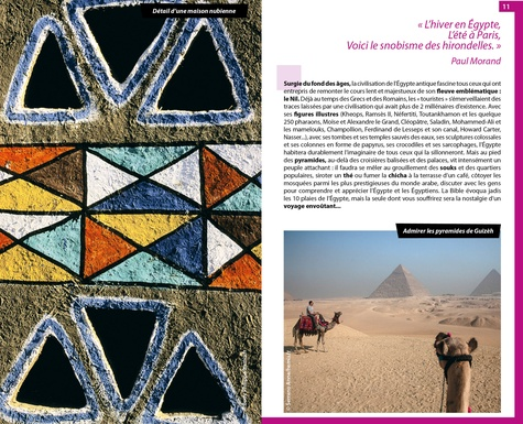 Egypte + Plongées  Edition 2020-2021