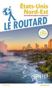 Téléchargez gratuitement de nouveaux livres audio Etats-Unis Nord-Est  - New York fait l'objet d'un guide à part par Le Routard (Litterature Francaise) 9782017067511 iBook PDF