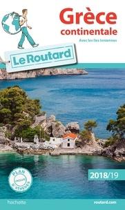 Le Routard - Grèce continentale. 1 Plan détachable