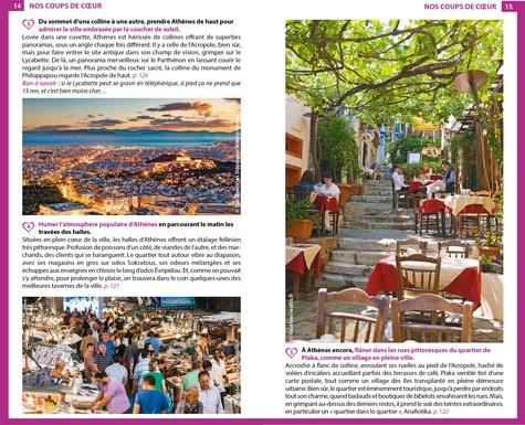 Grèce continentale. Iles ioniennes  Edition 2020-2021 -  avec 1 Plan détachable