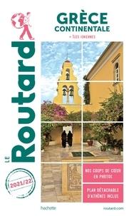 Le Routard - Grèce continentale - Iles Ioniennes. 1 Plan détachable