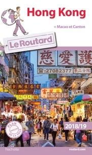 Le Routard - Hong Kong + Macao et Canton. 1 Plan détachable