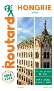 Le Routard - Hongrie - Budapest. 1 Plan détachable