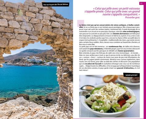 Iles grecques et Athènes. Sans la Crète et les Iles ioniennes  Edition 2021-2022 -  avec 1 Plan détachable