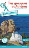 Le Routard - Iles grecques et Athènes. 1 Plan détachable