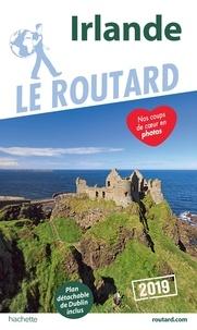 Le Routard - Irlande. 1 Plan détachable
