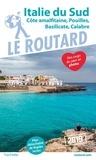 Le Routard - Italie du sud - Côte amalfitaine, Pouilles, Basilicate, Calabre. 1 Plan détachable