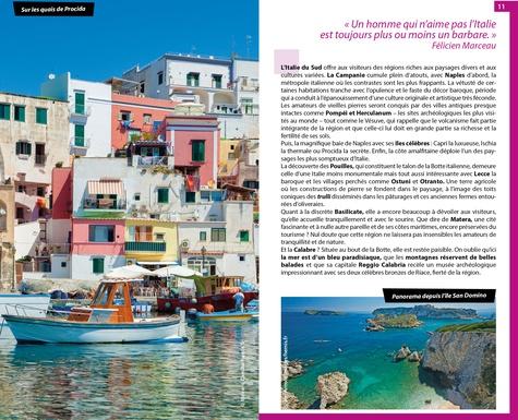 Italie du Sud. Naples, côte amalfitaine, Pouilles  Edition 2021-2022 -  avec 1 Plan détachable