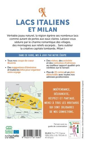 Lacs italiens et Milan  Edition 2021-2022 -  avec 1 Plan détachable