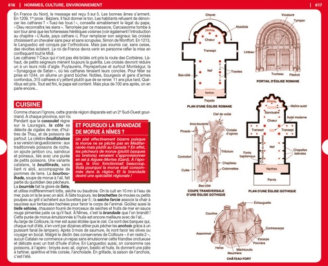 Languedoc et Roussillon. Cévennes (Occitanie)  Edition 2020 -  avec 1 Plan détachable