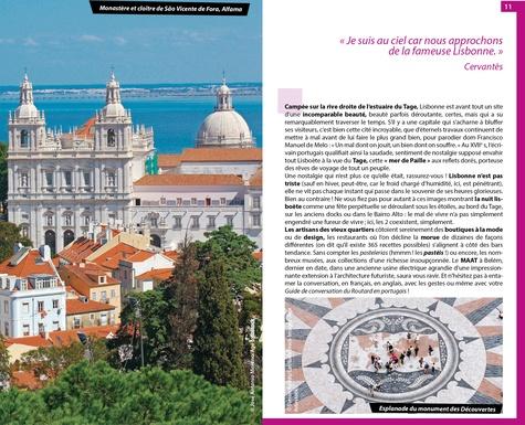 Lisbonne et ses environs  Edition 2021-2022 -  avec 1 Plan détachable