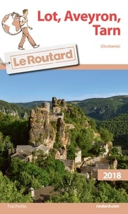 Le Routard - Lot, Aveyron, Tarn.