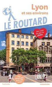 Le Routard - Lyon et ses environs. 1 Plan détachable