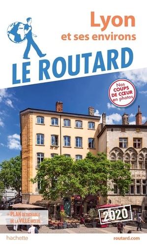 Lyon et ses environs  Edition 2020 -  avec 1 Plan détachable