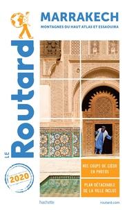 Le Routard - Marrakech - Montagnes du Haut-Atlas et Essaouira. 1 Plan détachable