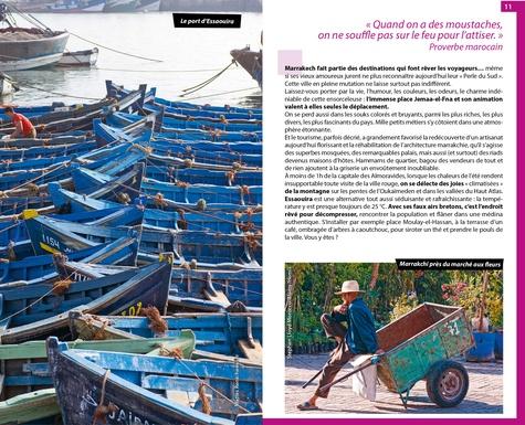 Marrakech. Montagnes du Haut-Atlas et Essaouira  Edition 2020 -  avec 1 Plan détachable