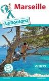 Le Routard - Marseille. 1 Plan détachable