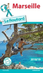 Le Routard - Marseille. 1 Plan détachable