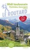 Le Routard - Midi toulousain, Pyrénées, Gasgogne (Occitanie). 1 Plan détachable