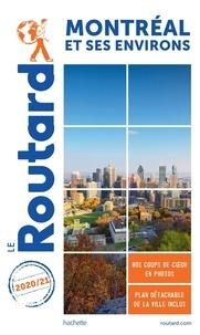 Le Routard - Montréal et ses environs. 1 Plan détachable