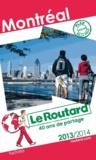 Le Routard - Montréal - Plan de la ville inclus.