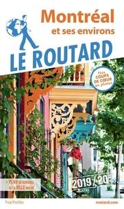 Le Routard - Montréal. 1 Plan détachable
