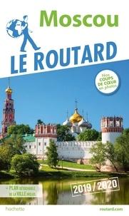 Le Routard - Moscou. 1 Plan détachable