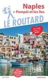 Le Routard - Naples + Pompéi et les îles. 1 Plan détachable