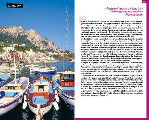Naples + Pompéi et les îles  Edition 2019 -  avec 1 Plan détachable