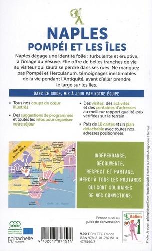 Naples. Pompéi et les îles  Edition 2021-2022 -  avec 1 Plan détachable