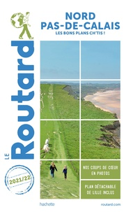 Le Routard - Nord, Pas-de-Calais. 1 Plan détachable