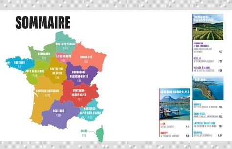 Nos 52 week-ends coups de coeur en France. L'indispensable pour choisir sa prochaine destination...
