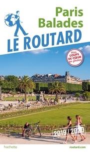 Le Routard - Paris balades.