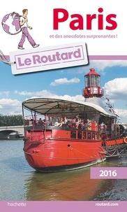 Paris Le Routard Decitre 9782011612472 Livre