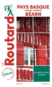 Le Routard - Pays Basque (France, Espagne), Béarn.