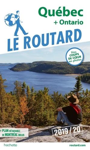 Le Routard - Québec et Ontario. 1 Plan détachable