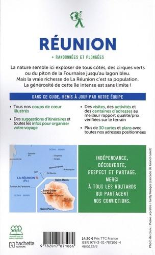 Réunion. + Randonnées et plongées  Edition 2021-2022