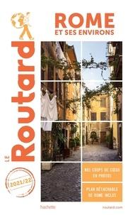 Le Routard - Rome et ses environs. 1 Plan détachable