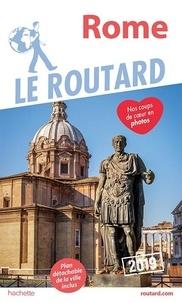 Le Routard - Rome. 1 Plan détachable